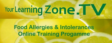 YLZ Food Allergies and Intolerances Training Programme