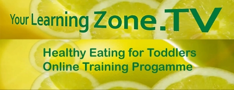 YLZ Healthy Eating for Toddlers Training Programme